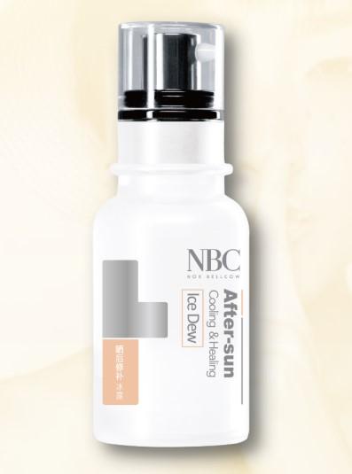 诺斯贝尔疗伤花系列产品——晒后修护冰露