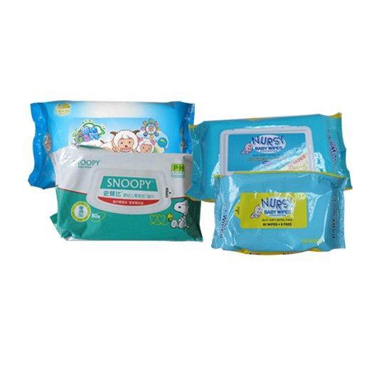 婴儿护肤湿巾