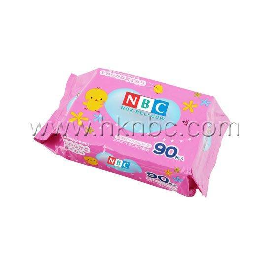 90片装婴儿湿巾